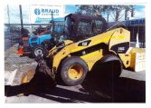 Used Cat 246C Skidsteer
